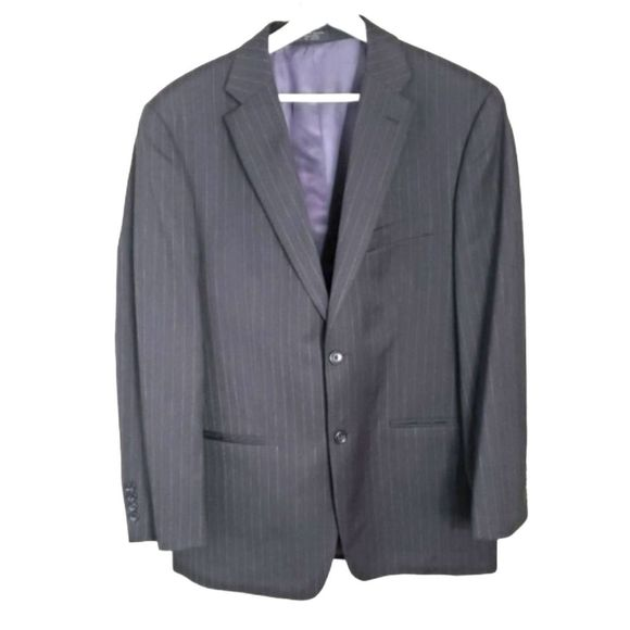Jones New York Other - Jones New York Classic Blue Pinstripe 40R Blazer